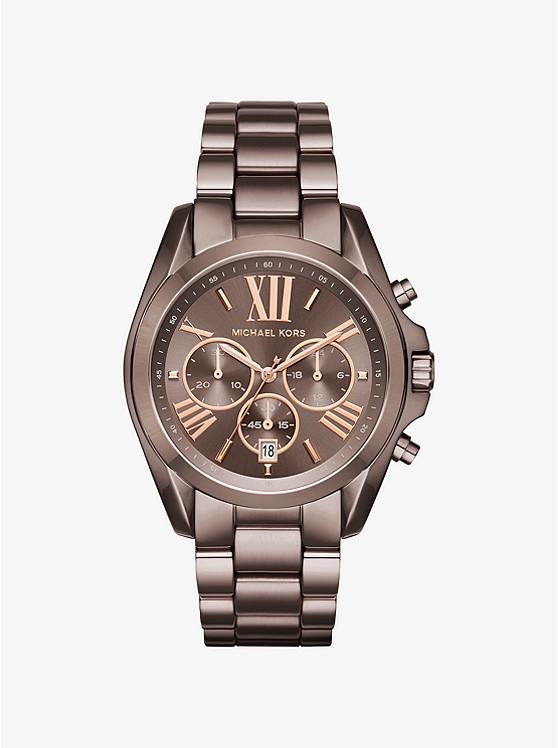 Oversized Bradshaw Sable-Tone Watch
