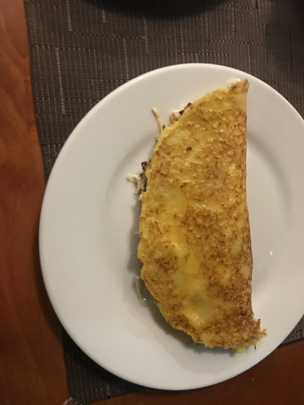 Cachapa 3 quesos