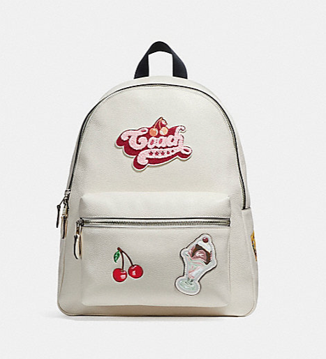 CHARLIE BACKPACK WITH AMERICAN DREAMING MOTIF