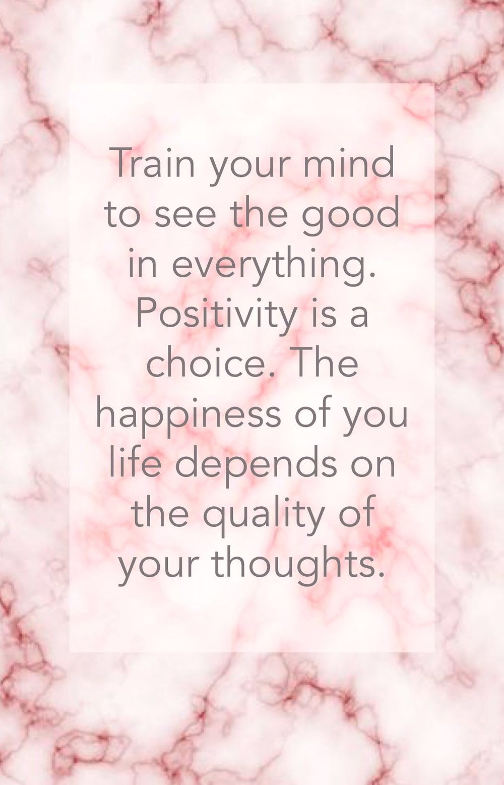 Positivity Happiness