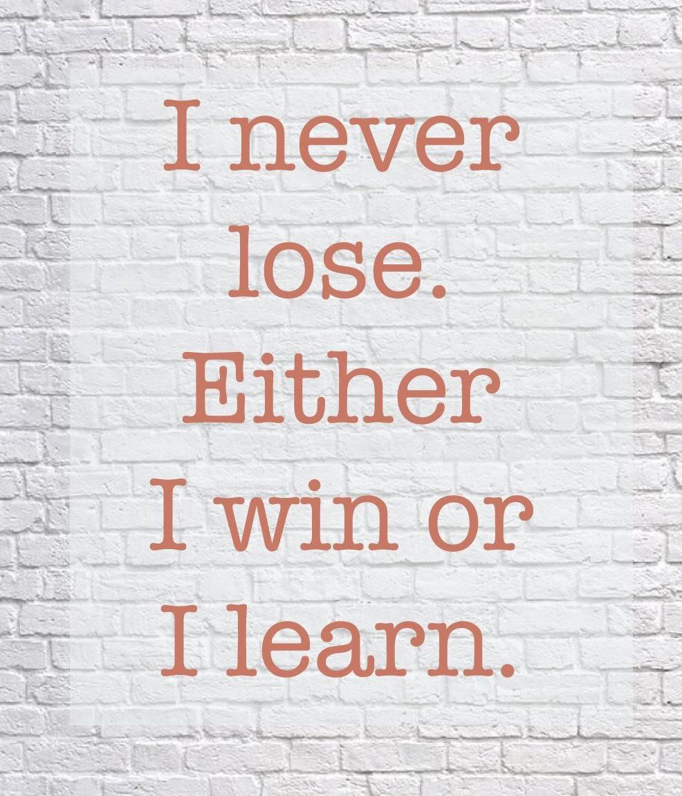 Motivation positivity