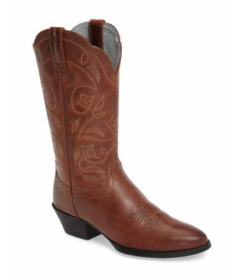 Heritage Western R-Toe Boot ARIAT
