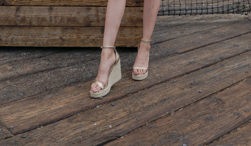 7f12bffd071 The Wedges I Wanted to Wear All Summer Long — A Gemini s Lookbook