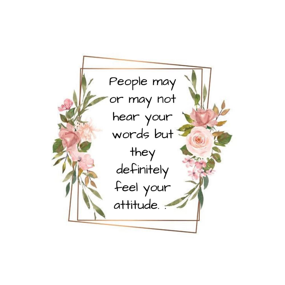 Attitude Quote