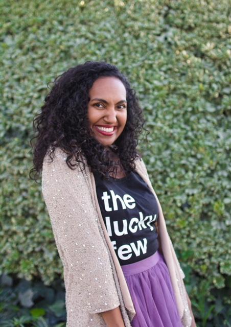 School Communications and Social Media Team Leader   Mercedes Lara