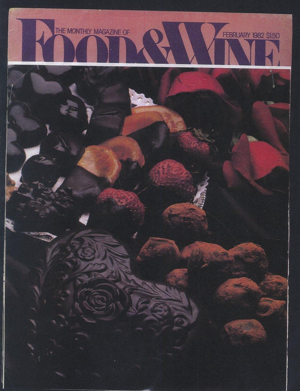 Food & Wine Magazine (1974)