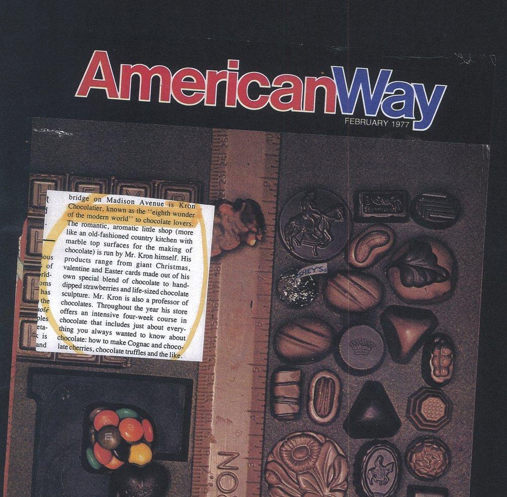 American Way (1977)