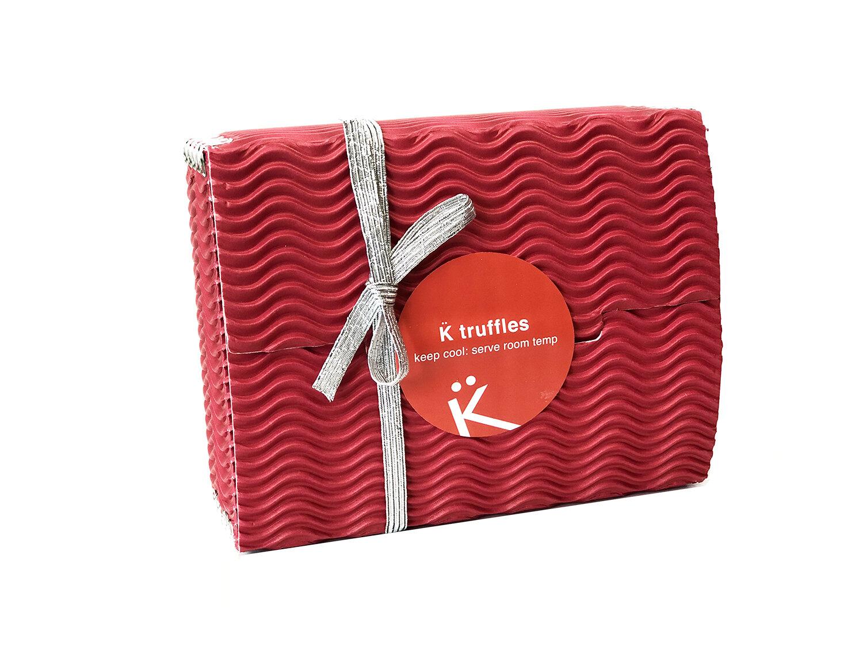 K truffles — diane krön chocolatier