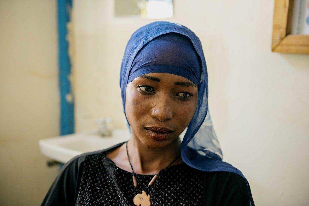 Viyonce Akiru Elim, photographed in Lodwar,  Kenya.