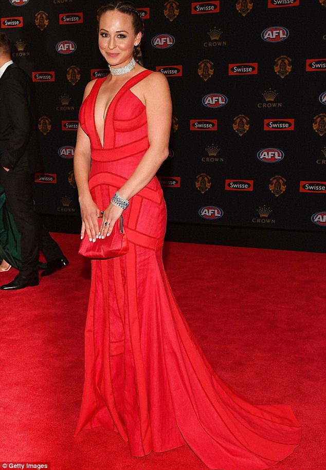Mardi Dangerfield - Brownlows 2016