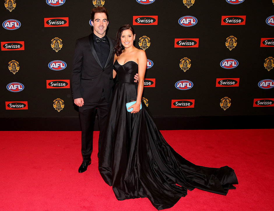 Alisha Edwards - Brownlows 2015