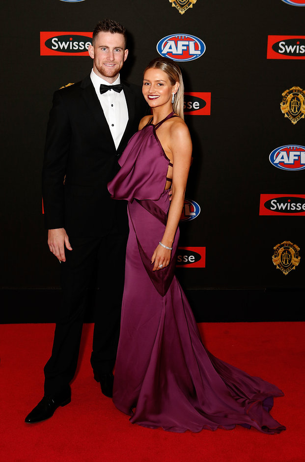 Kahlia Ashton - Brownlows 2015