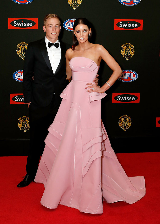 Abbie Noonan - Brownlows 2015