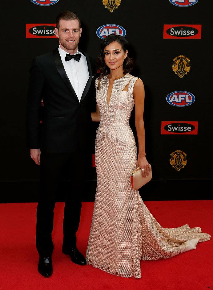Natalie Cini - Brownlows 2015