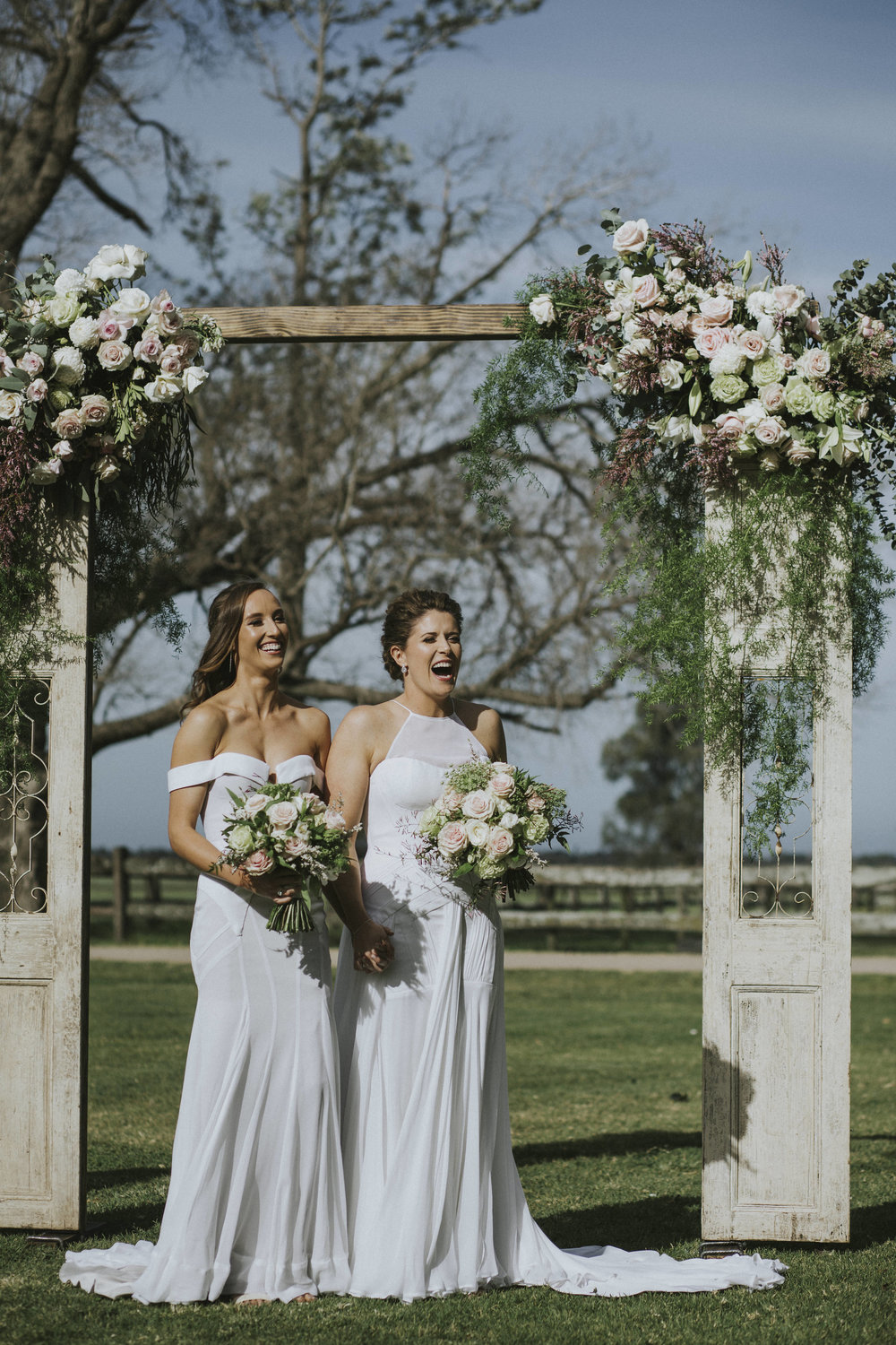KATE + GEORGIA - Photographer //  Kelly Tunney