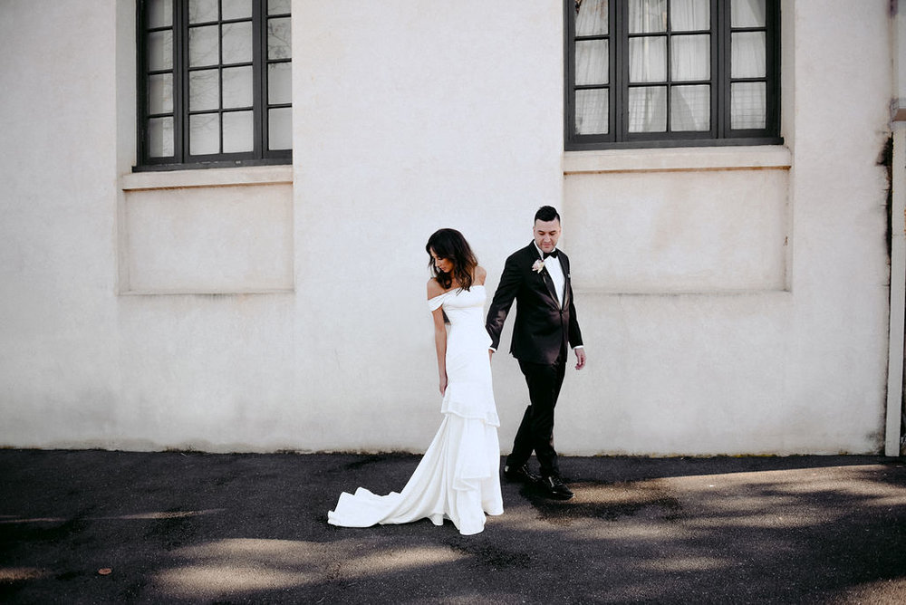 NADINE - Photographer //  Smitten Wedding