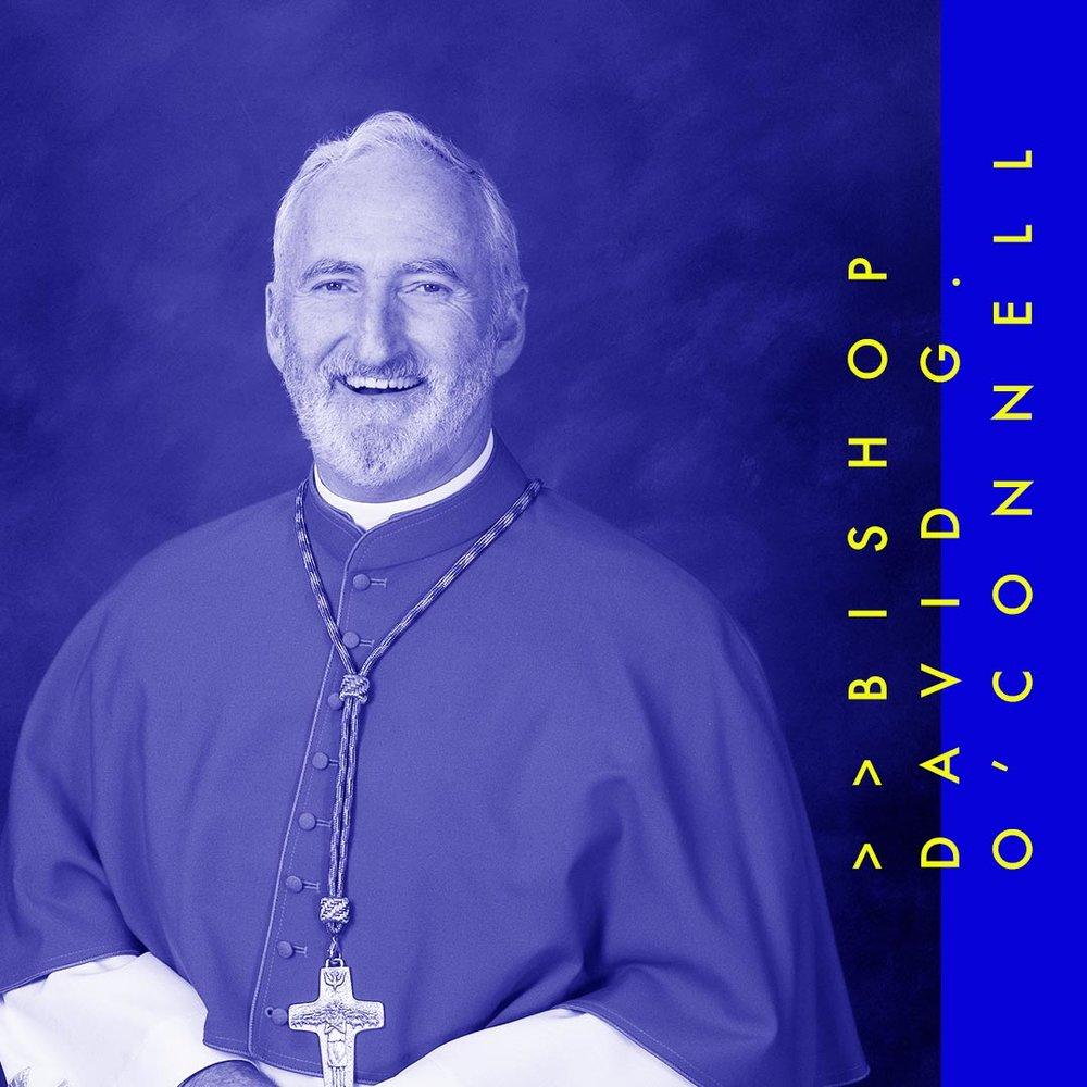 Bishop David G. O'Connell