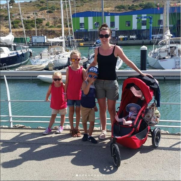 Mary Jane & family