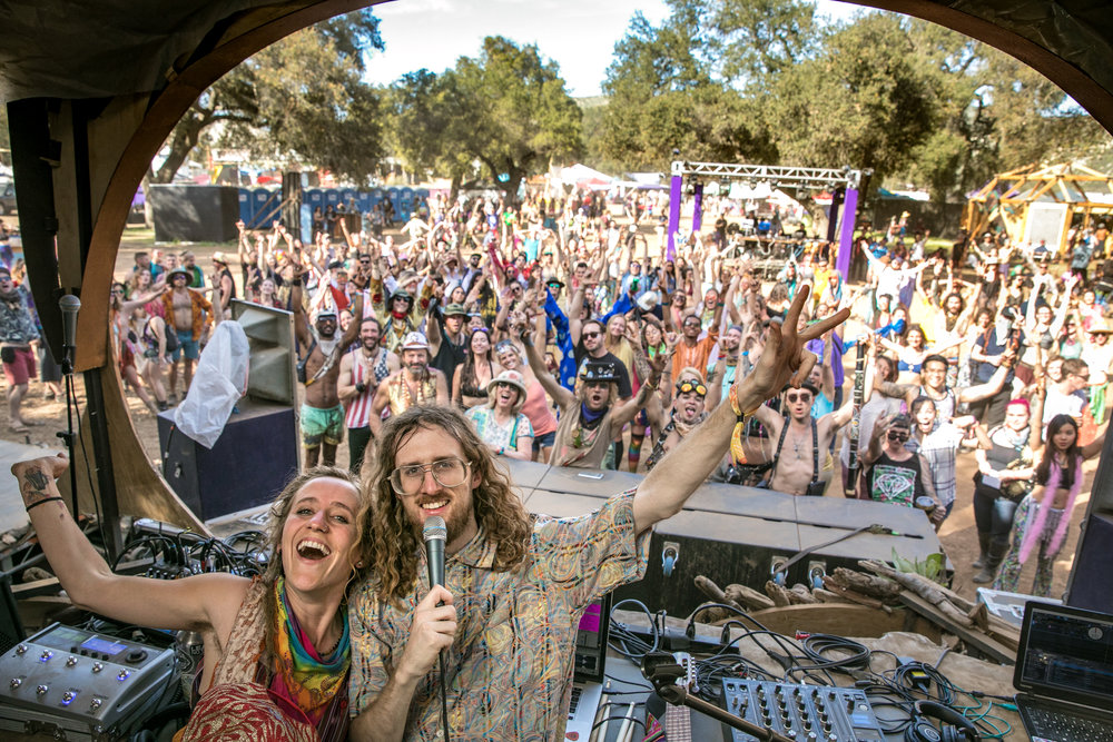 Lucidity 2018: Lucid Stage (Photos ^v by Fish Makes Photos)