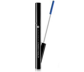 ACTION LASHINGS Lengthening Mascara 7 shades MQ's original two-sided Coil and Chip Brush, which features short, raised bristles on one side, and the Oil Gel Formula that gives the mascara its elasticity, together create sharp, spectacularly long lashes. 'Anti colour-fading effects' and 'waterproofing effects' have also been enhanced, enabling the maintenance of beautifully upward-curling eyelashes and completely preventing smudging on the lower eyelid.