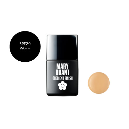 OBEDIENT FINISH - <Liquid Foundation>Cover your pores and forget about sebum with our oil-free liquid foundation