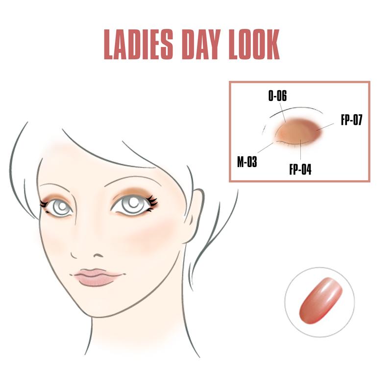 Ladies Day Look