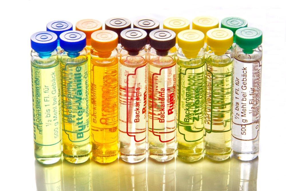 Flavours - Liquid & Dry