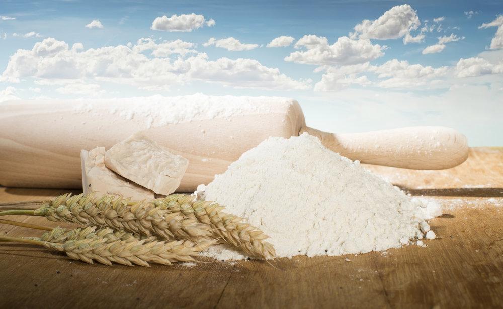 Flour, Yeast, Grains, Seeds & Nuts