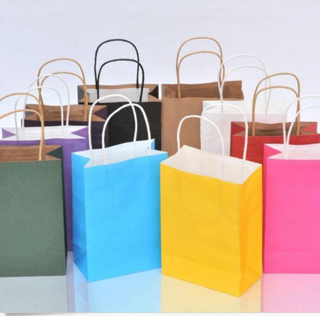 Bags - Paper - Plastic - Canvas - Bulk
