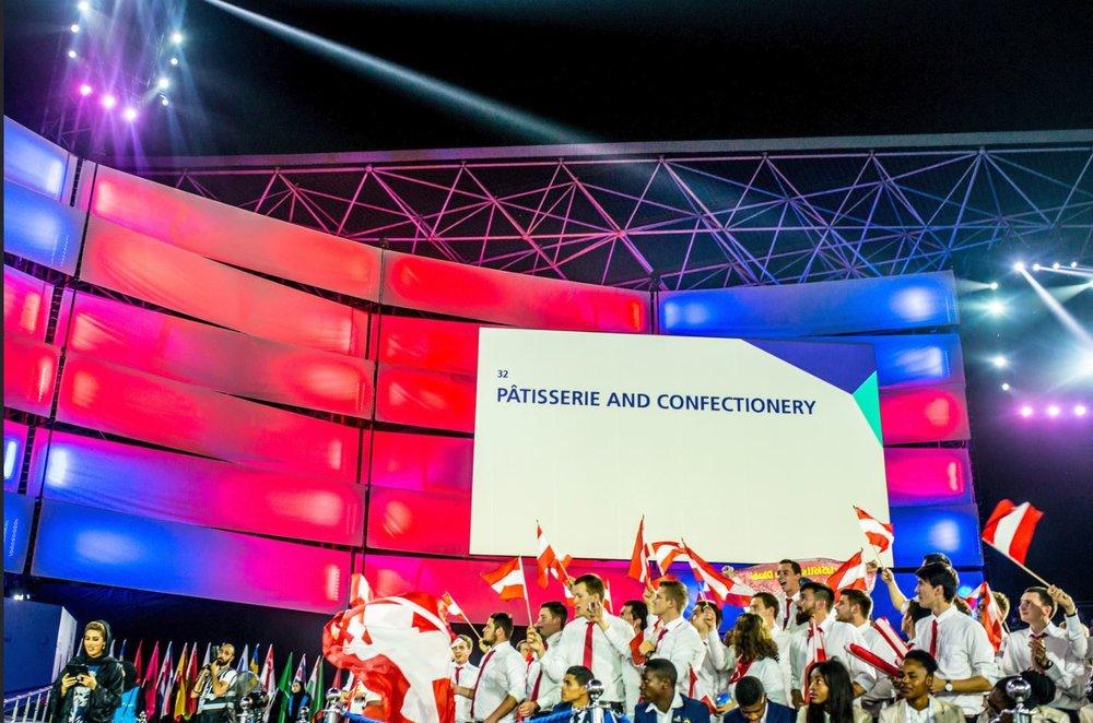 WorldSkills 2017 - Abu Dhabi