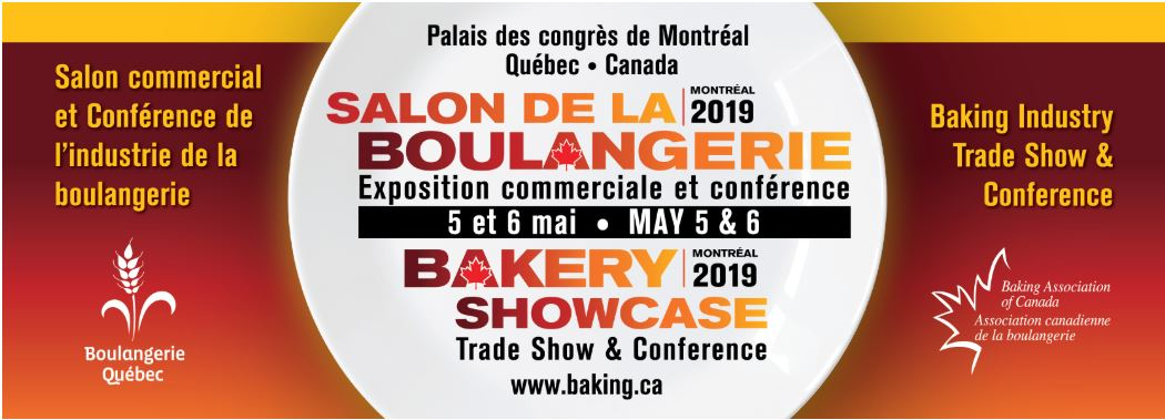 Exhibition list — Bakery Global