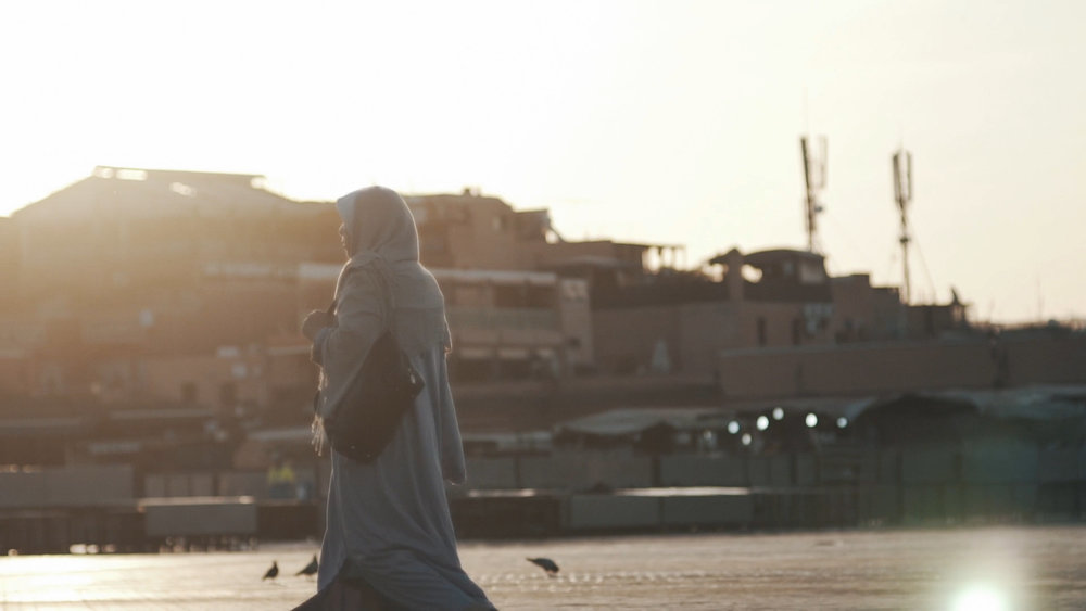 Still frame from Marvellous Marrakesh by Jacco Kliesch