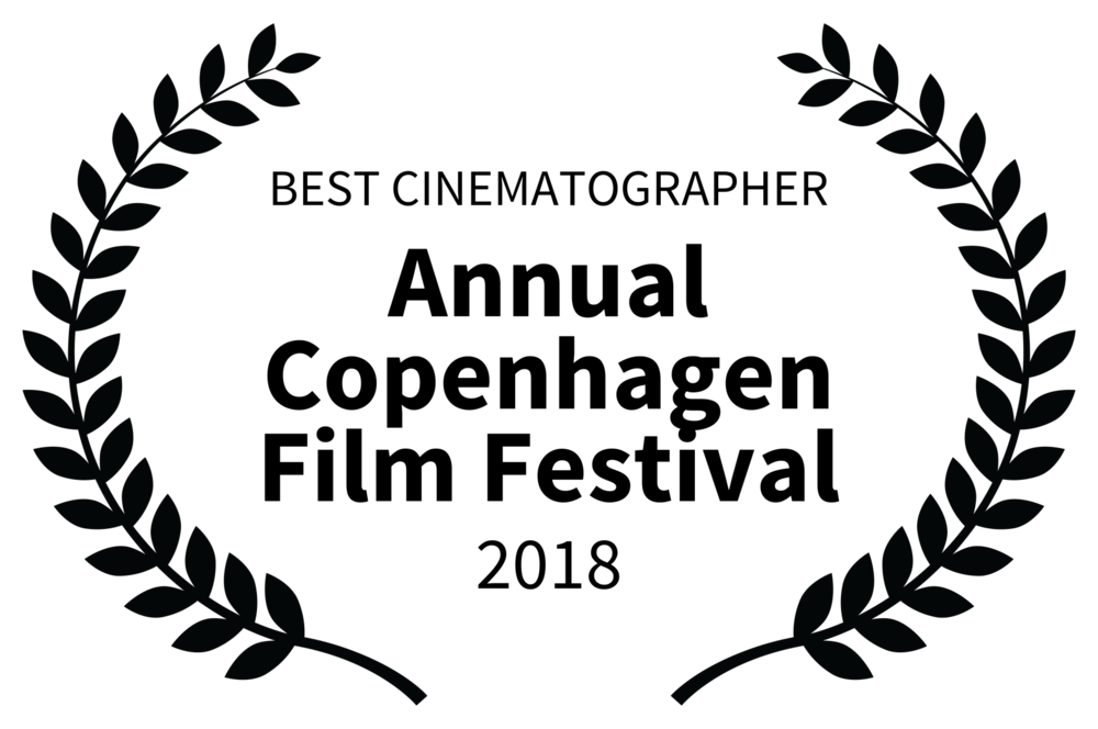 BEST CINEMATOGRAPHER - Annual Copenhagen Film Festival - 2018.png