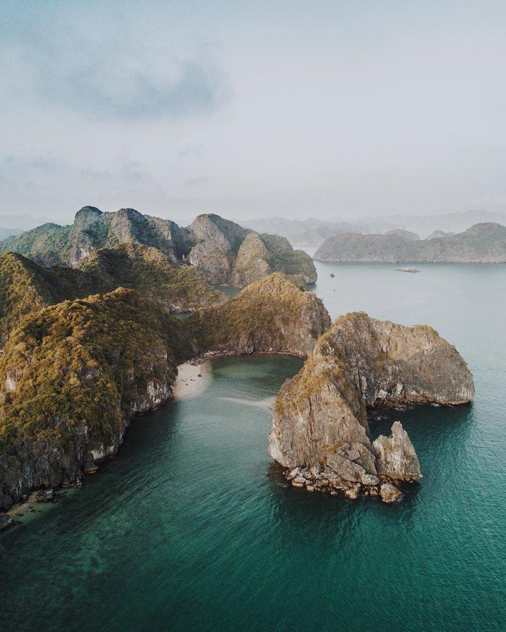 Vietnam views.