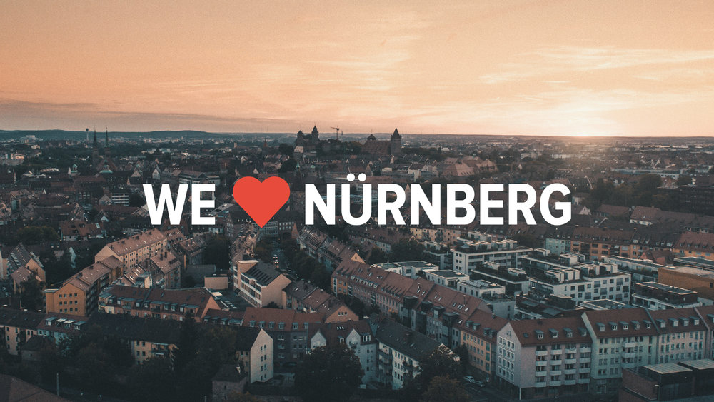 We heart Nürnberg