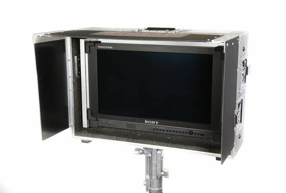 sony pvm a170 17 oled monitor hire 60day or 220week