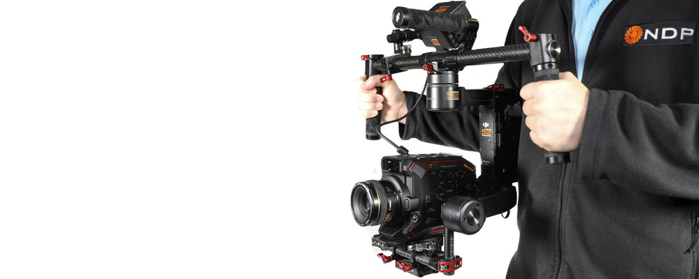 Broadcast Video Grip & Stabiliser Hire and Rental