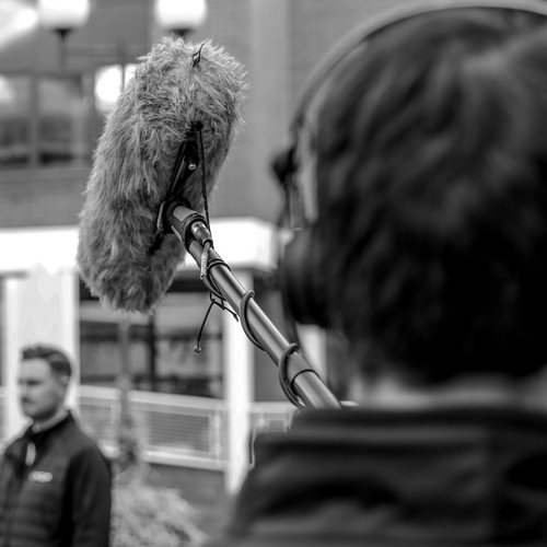 Broadcast video sound equipment for film, photography, cinema camera rental and hire in London