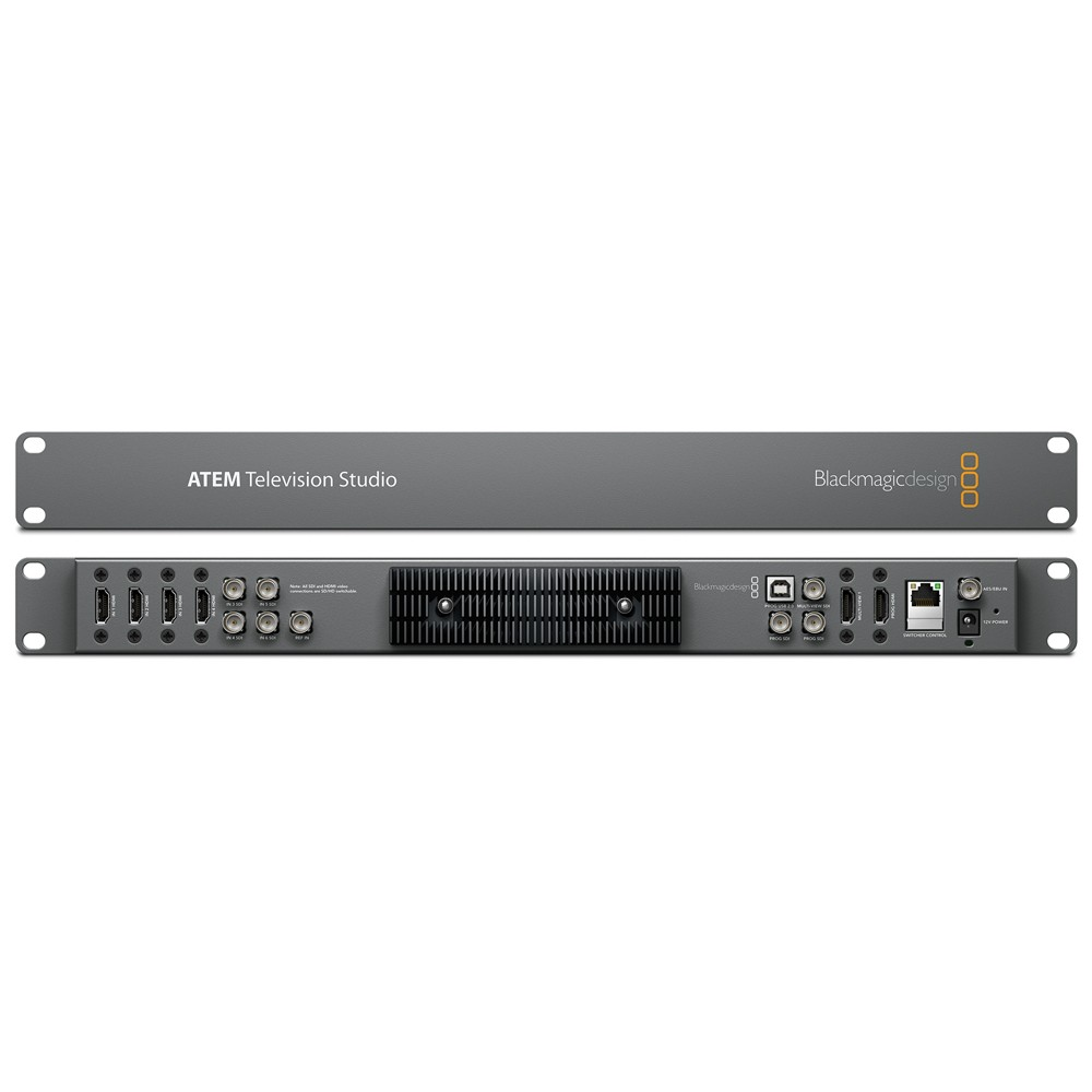 Blackmagic Atem Television Studio Hire 35 Day Or 100 Week New Day Pictures