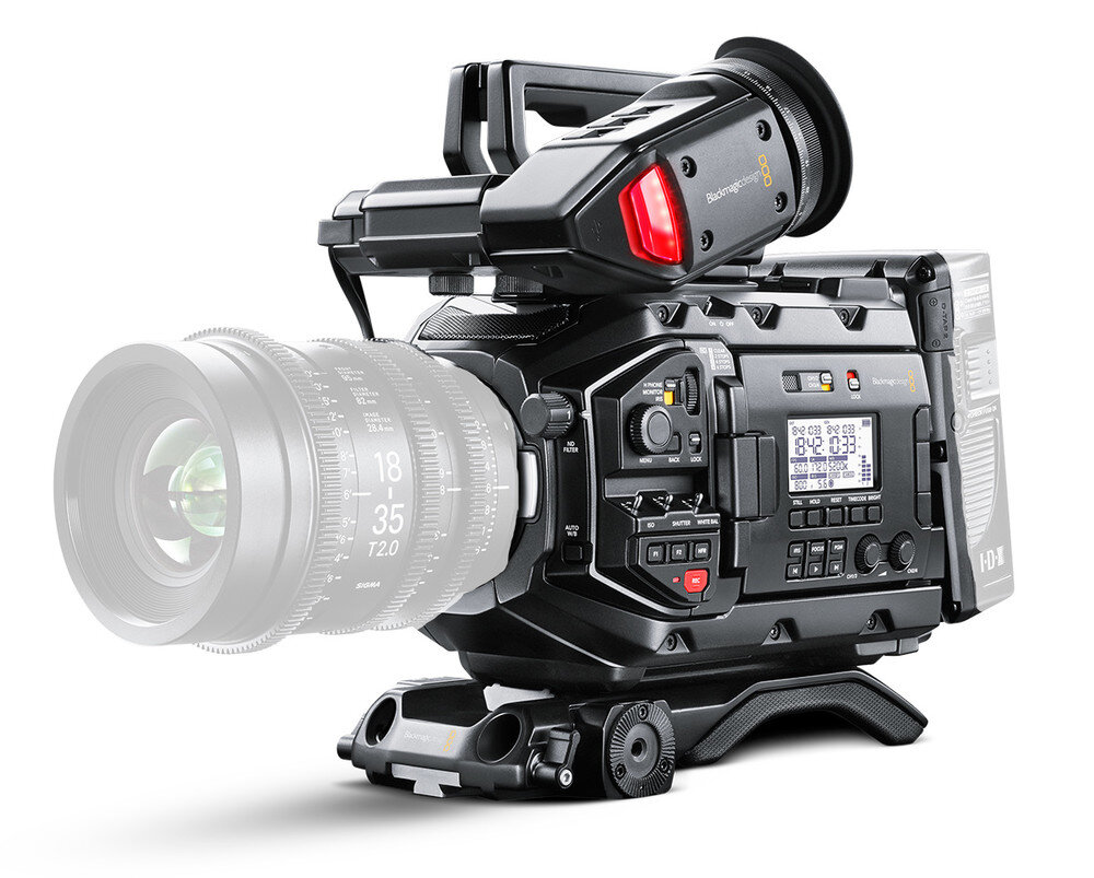 Blackmagic Design Ursa Mini Pro 4 6k G2 Ef Hire 160 Day Or 600 Week New Day Pictures