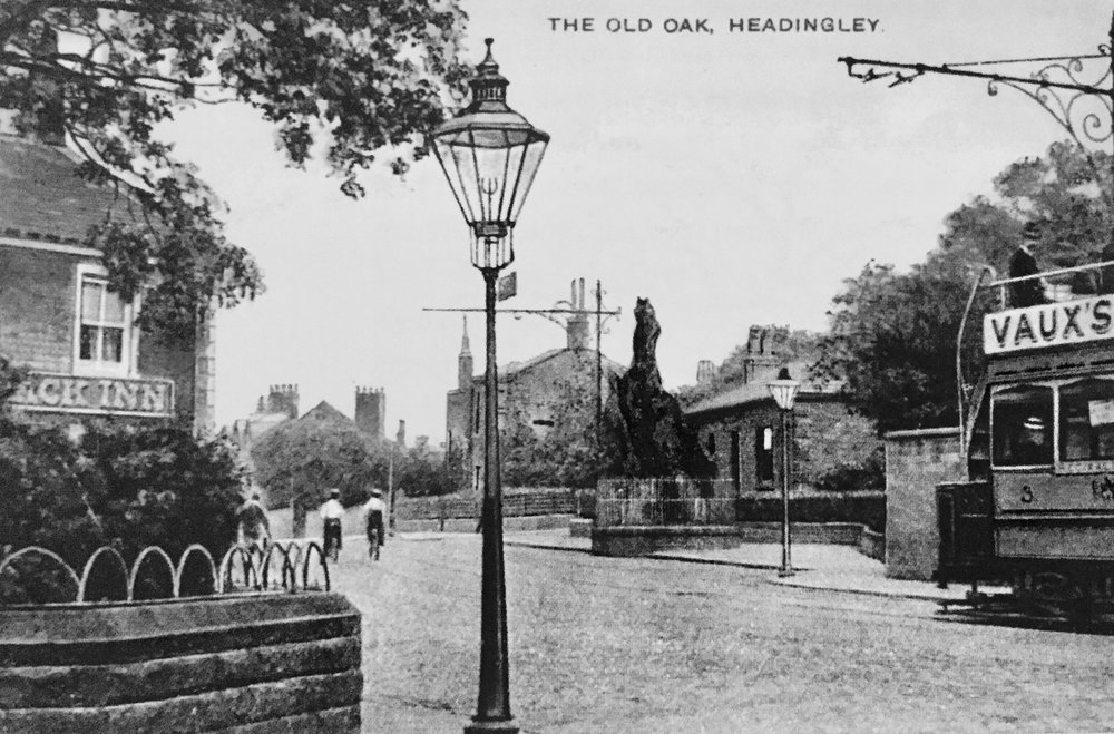 Shire Oak and Tram