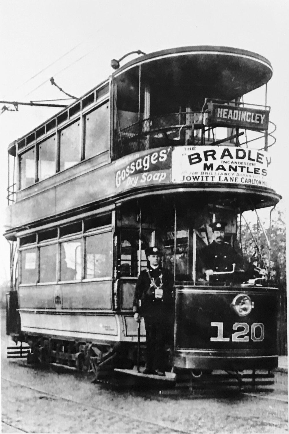 Electric Tram, undated