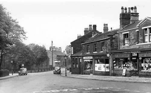 St Michael's Road, circa 1930