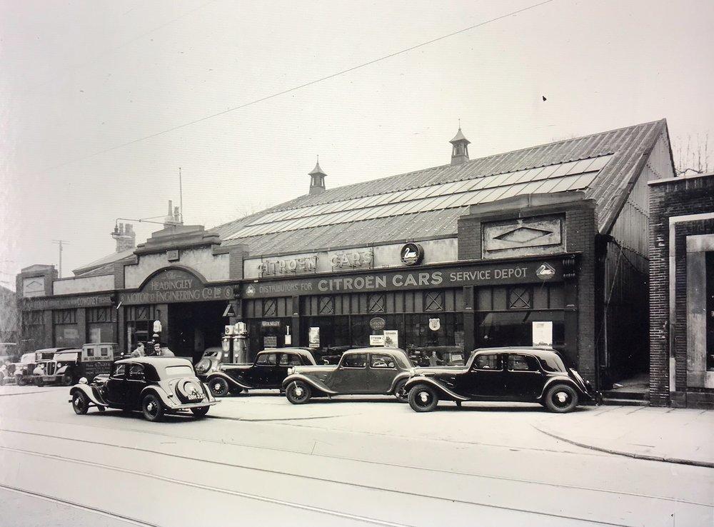 No.8 Otley Road