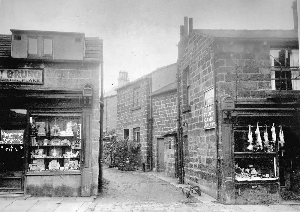 Weetwood Lane