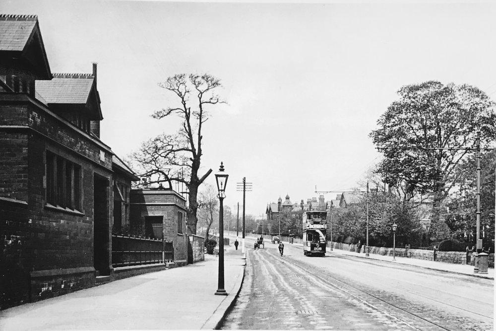 Reservoir Hill, Otley Road