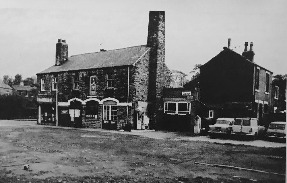 Mansfield Garage, Moor Road
