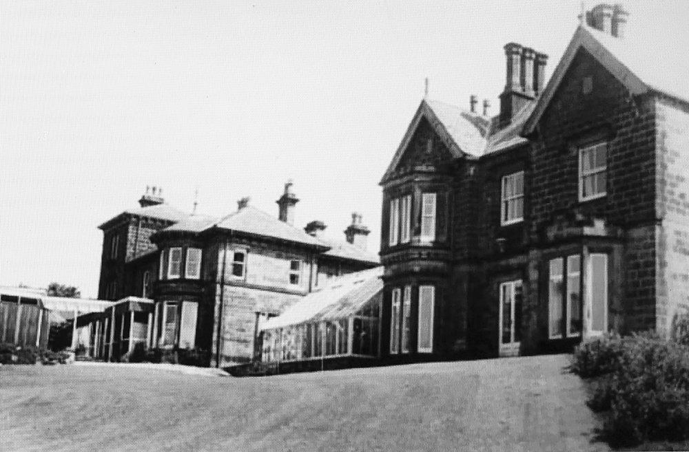 Tetley Hall, Moor Road