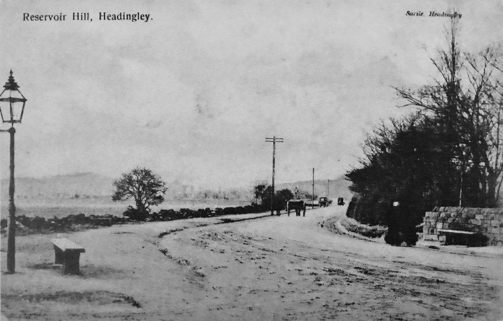 Reservoir Hill (now West Park Roundabout)