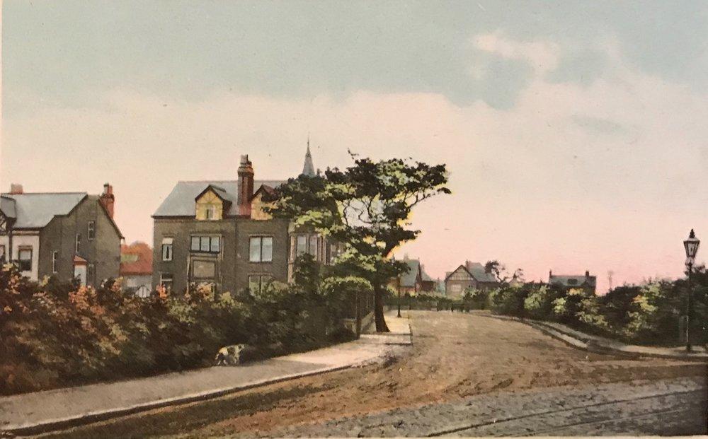 Otley Road / Spen Road Junction